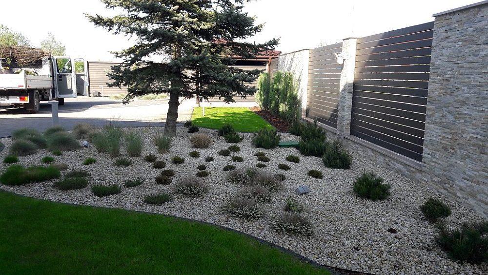 Ogród w Zielonkach